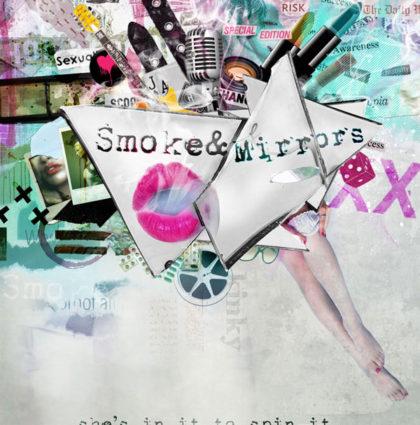 Smoke & Mirrors – TV Promosheet