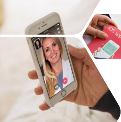 3Ring Circus Subcontracts to Glow for Telemedicine Client Eden Health