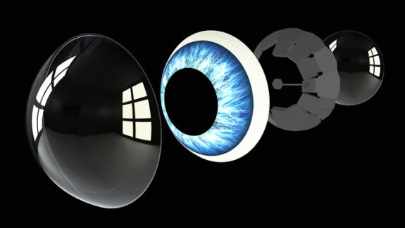 MojoLens Contact Lens